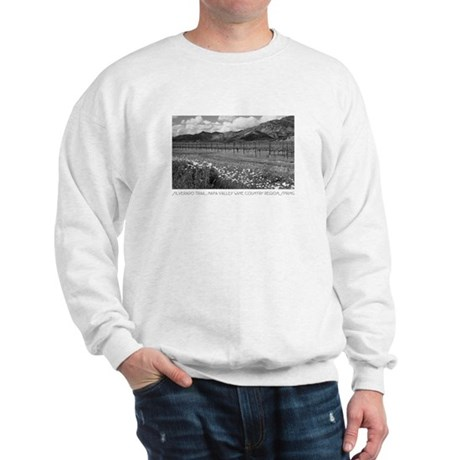 black + white photography Sweatshirt