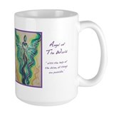 Angel of the World Mug