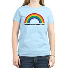 Homeschooler Rainbow Women's T-Shirt