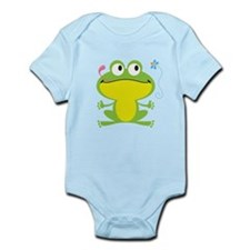 Hungry Frog Infant Bodysuit