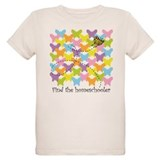 Homeschool Butterfly T-Shirt