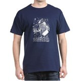 Moon Walk Footprint-20 July 1969 T-Shirt