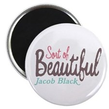 "Sort of Beautiful 2.25"" Magnet (10 pack)"