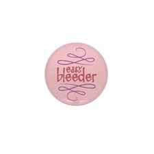 Easy Bleeder Mini Button (100 pack)