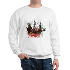 Pirate Ship Sweatshirt