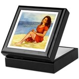 A Wise Latina Woman Keepsake Box