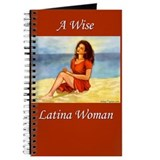 A Wise Latina Woman Journal