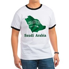 Map Of Saudi Arabia T