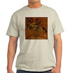 50th Birthday Light T-Shirt