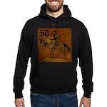 50th Birthday Hoodie (dark)