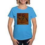 50th Birthday Women's Dark T-Shirt