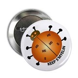 "MS/Multiple Sclerosis Bug 2.25"" Button (100 pack)"