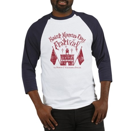 New Moon St. Marcus Day Festival Baseball Jersey