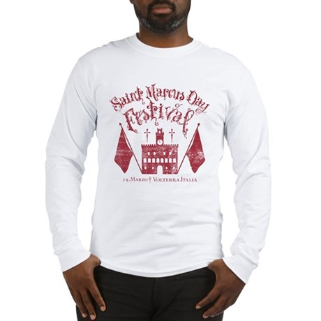 New Moon St. Marcus Day Festival Long Sleeve T-Shi