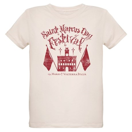 New Moon St. Marcus Day Festival Organic Kids T-Sh