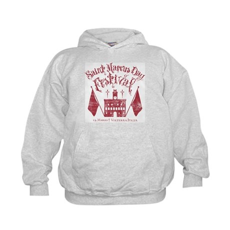 New Moon St. Marcus Day Festival Kids Hoodie