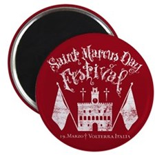 New Moon St. Marcus Day Festival Magnet