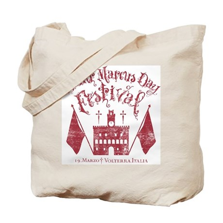 New Moon St. Marcus Day Festival Tote Bag