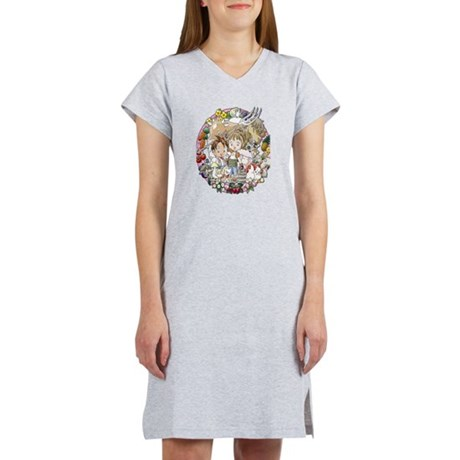 New Moon Wolf 2 Organic Women's T-Shirt