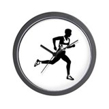 Running Wall Clock