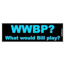 WWBP Bumper Sticker