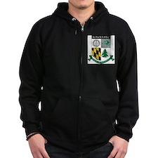 Loyola Rugby Zip Hoodie