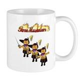 Small Mug   Three Musketeers
