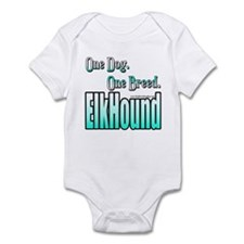 One Breed Elkhound - Infant Bodysuit