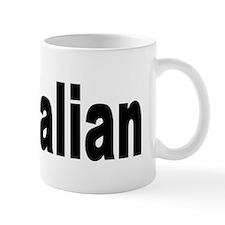 I Love Italian Mug