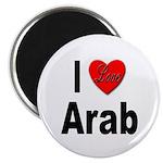 I Love Arab Magnet