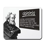 Obititis Mousepad