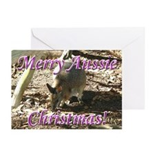 Australian Christmas Greeting Cards (Pk of 20)