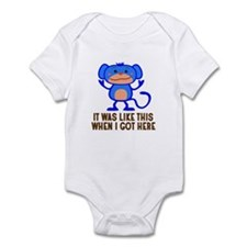 Cute When in trouble Infant Bodysuit