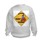 Amateur Hockey Kids Sweatshirt