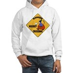 Amateur Hockey Hooded Sweatshirt