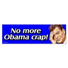 No More Obama Bumper Sticker (10 pk)