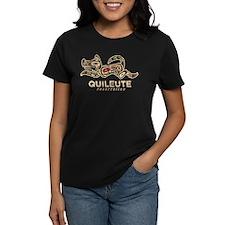 Quileute Reservation Women's Dark T-Shirt
