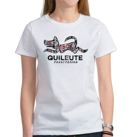 Quileute Reservation Women's T-Shirt