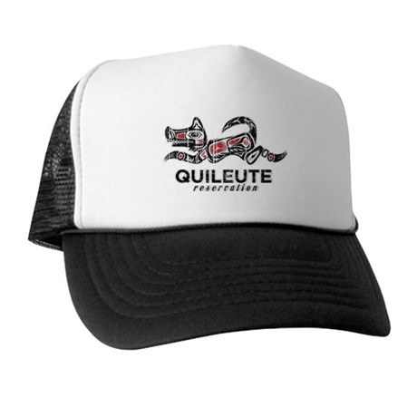 Quileute Reservation Trucker Hat