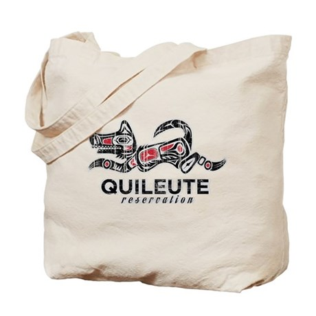 Quileute Reservation Tote Bag