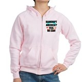 Banrkupt America? Zip Hoody