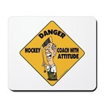 Hockey Coach Mousepad