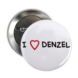 I love Denzel Button