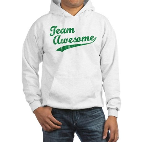 Team Awesome Hooded Sweatshirt