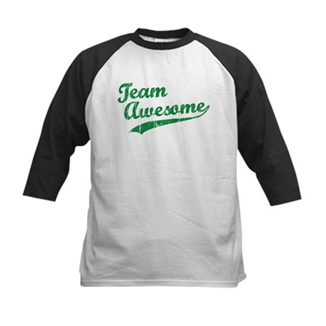 Team Awesome Kids Baseball Jersey
