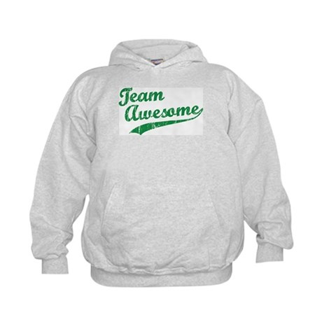 Team Awesome Kids Hoodie
