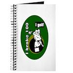 I Golf Journal