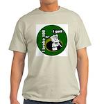 I Golf Ash Grey T-Shirt