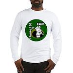 I Golf Long Sleeve T-Shirt