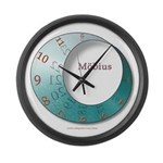 Moebius Large Wall Clock